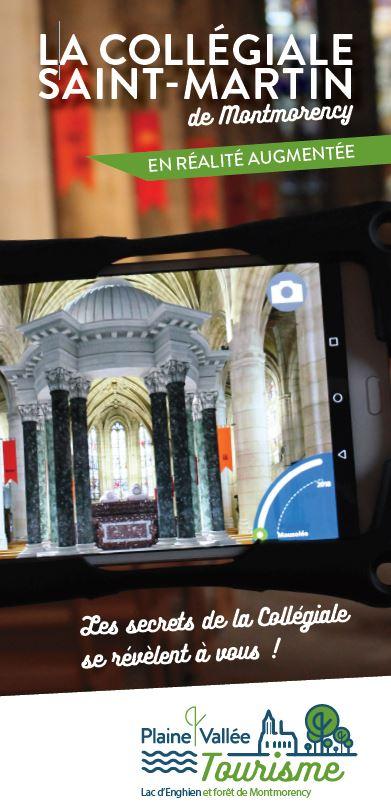 Visite de la Collégiale Saint-Martin de Montmorency