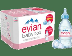 evian baby box