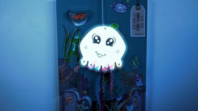 pandacraft meduse phosphorescente
