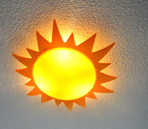 plafonnier soleil ikea