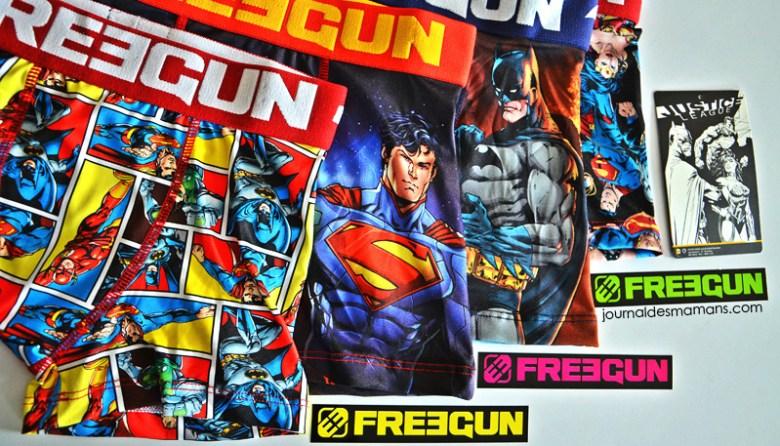 boxers freegun batman superman