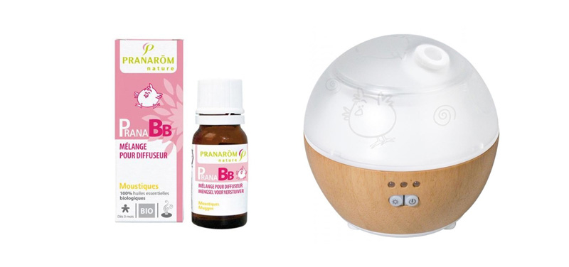 diffuseur huiles essentielles bebe