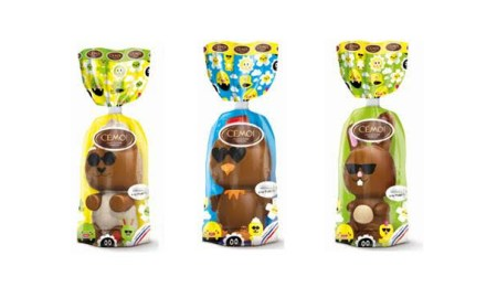 chocolats de paques cemoi 2017