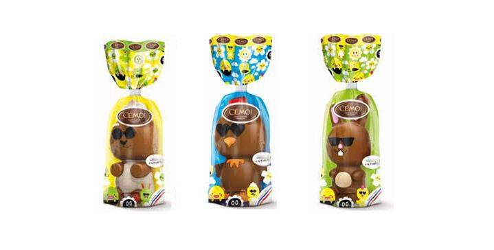 figurines chocolat cemoi