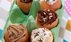 recette de paques mousse au chocolat coquille d oeufs