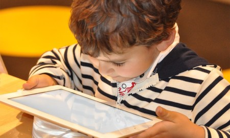 addiction tablette enfants