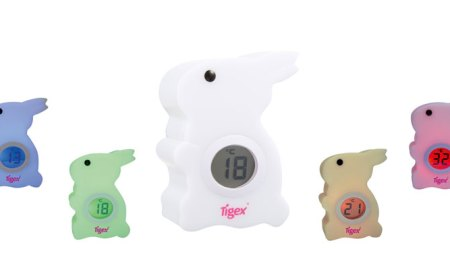 veilleuse lapin temperature tigex