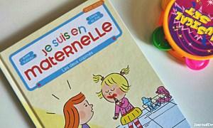 livre je suis en maternelle les deux copines