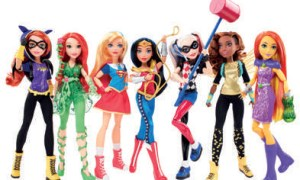poupées DC Super Hero Girls