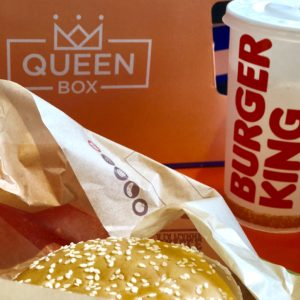queen box burger king