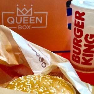 queen box burger king