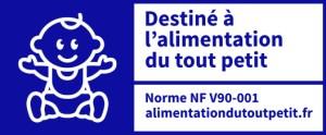 logo alimentation du tout-petit
