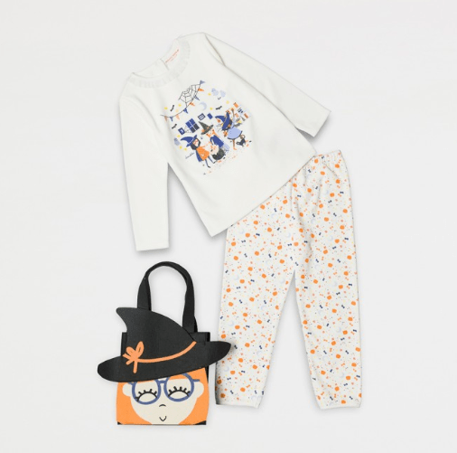 pyjama halloween sergent major