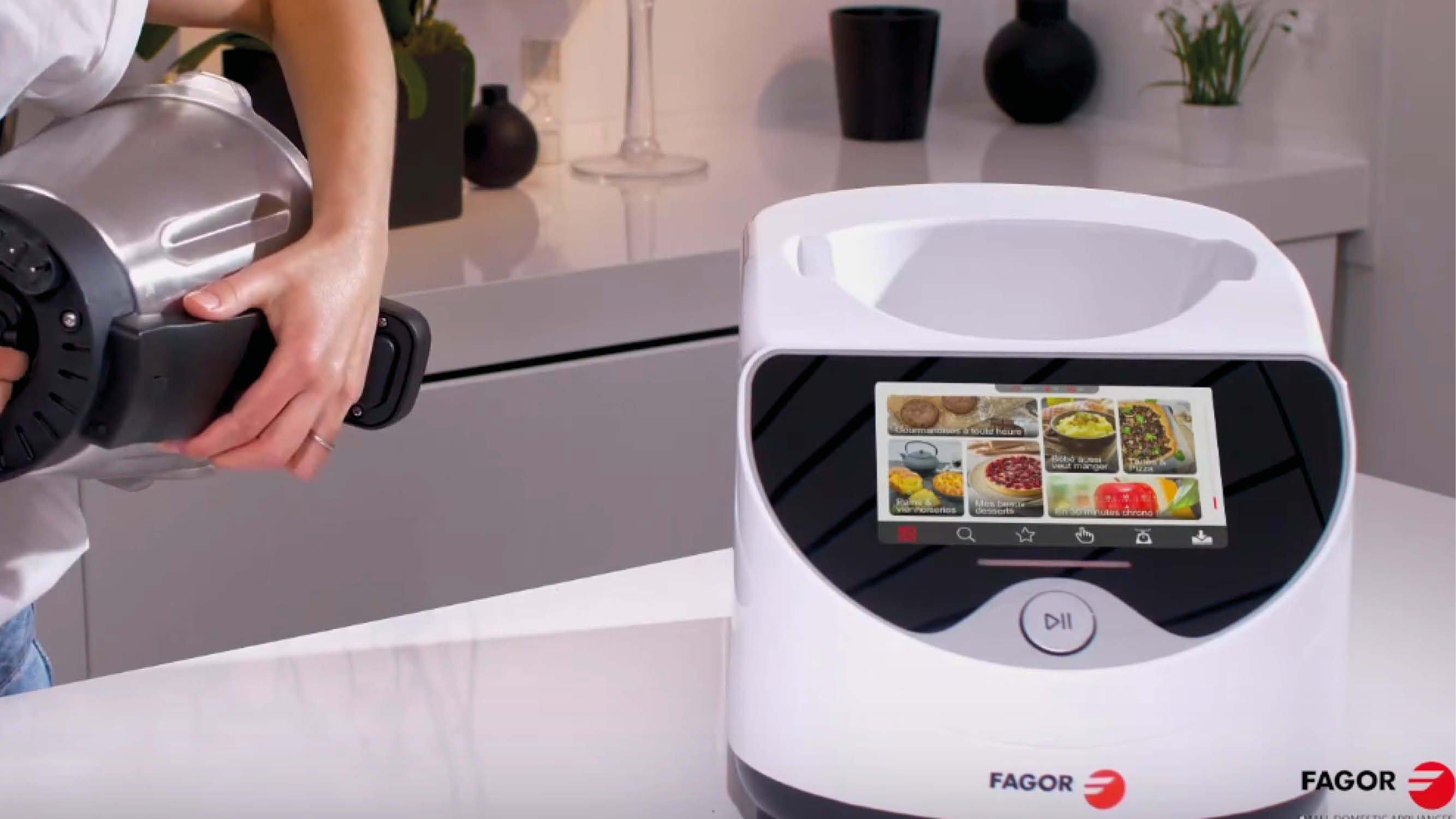 robot cuisine connect
