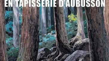 Idée sortie : découvrez l'imaginaire de Hayao Miyazaki en tapisserie d'Aubusson
