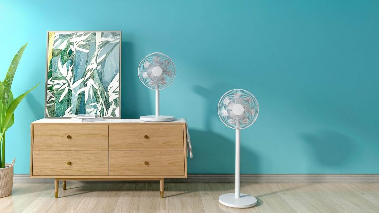 [HOT] : For the summer, the connected fan Xiaomi Mi Smart Standing Fan 2 Lite is at 37 €!