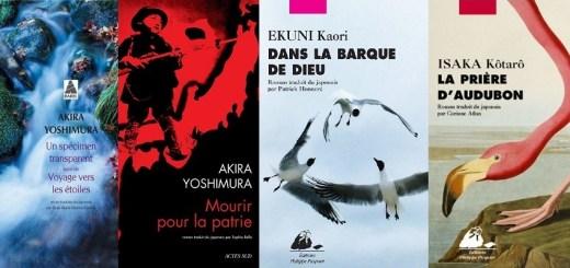 Selection littéraire hiver