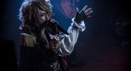Kamijo Interivew Live-report Japan Expo 2014