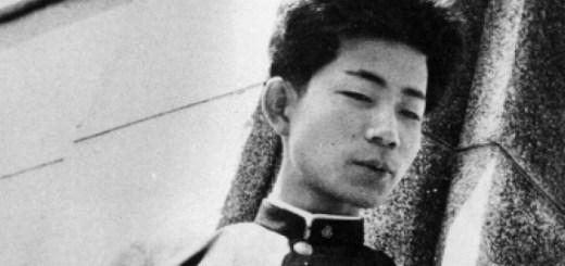 Kenzaburo Oe 1952