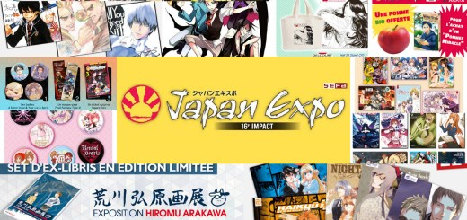 Goodies Japan Expo 2015