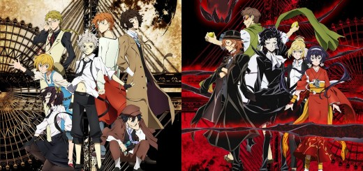 Bungo Stray Dogs Critique