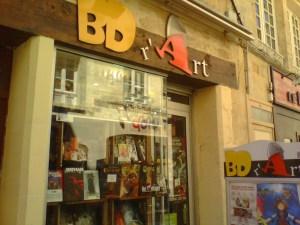BD r'Art à Caen