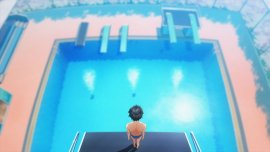Dive!! - Screen 1