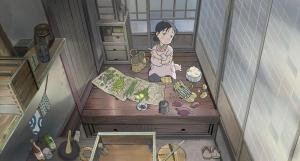 Dans un recoin de ce monde - la cuisine des herbes
