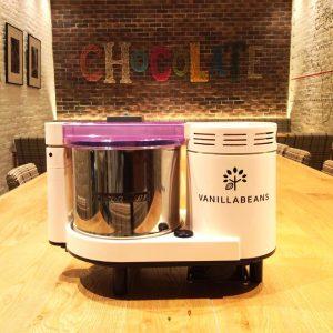 Mélangeur Bean to Bar © 2015 chocolatedesign company