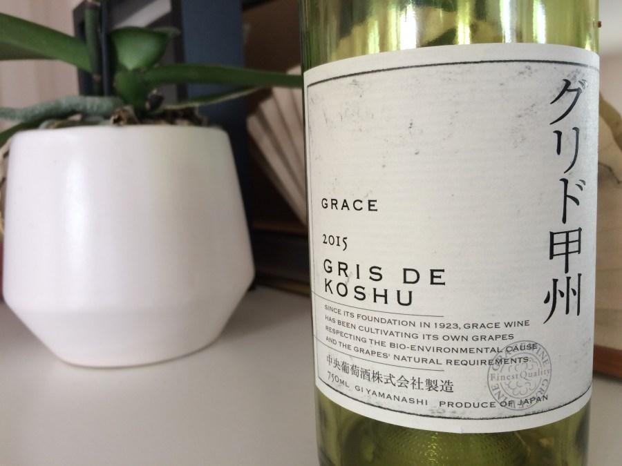 Vin blanc - Cuvée traditionnelle de la maison Grace Wine