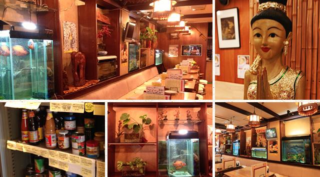 Esan, est un restaurant typique proposant une cuisine thaïlandaise.