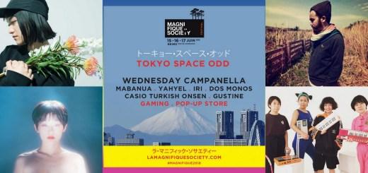 Tokyo Space Odd