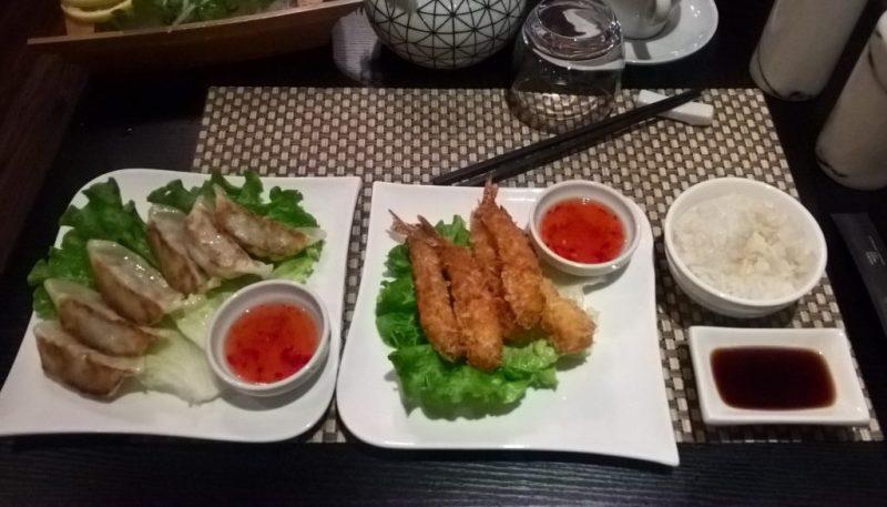 Kisoro : Exemple de plats principaux en formule repas
