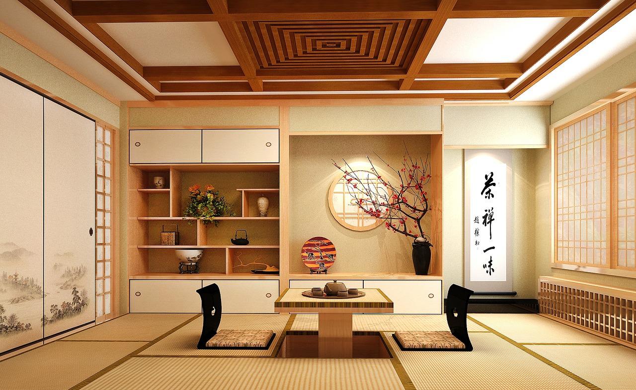 chambre traditionnelle japonaise