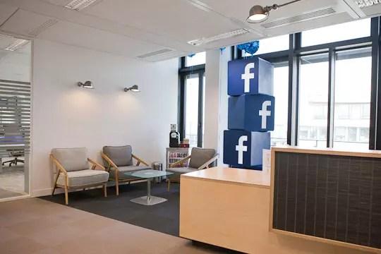 accueil facebook france