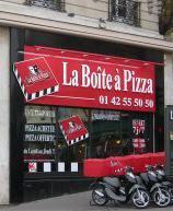 differenciation et fidelisation la recette de la boite a pizza