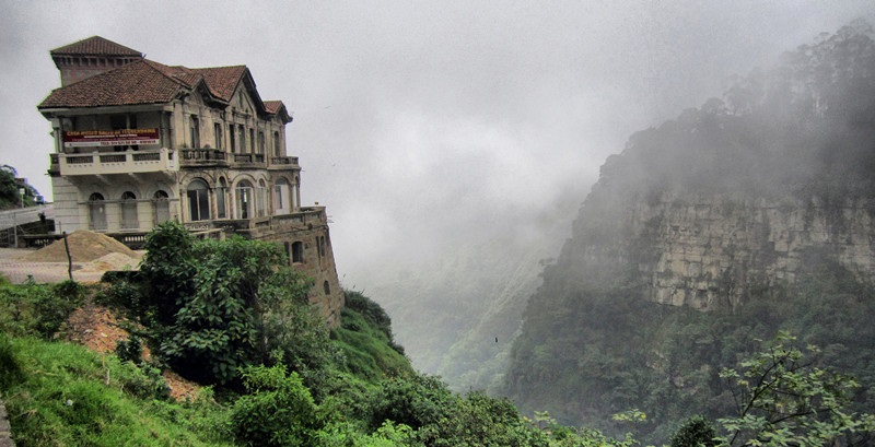 Tequendama Falls Hotel Haunted