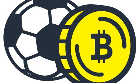 Image Football et Bitcoin