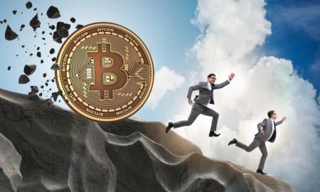 Krach Bitcoin