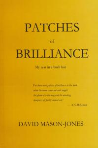 Higher rez Patches of Brilliance front cover
