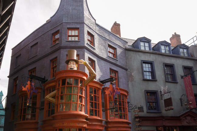 Universal Studios Orlando_Wizarding World