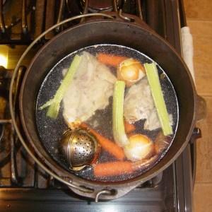 Recipe: Homemade Chicken Stock