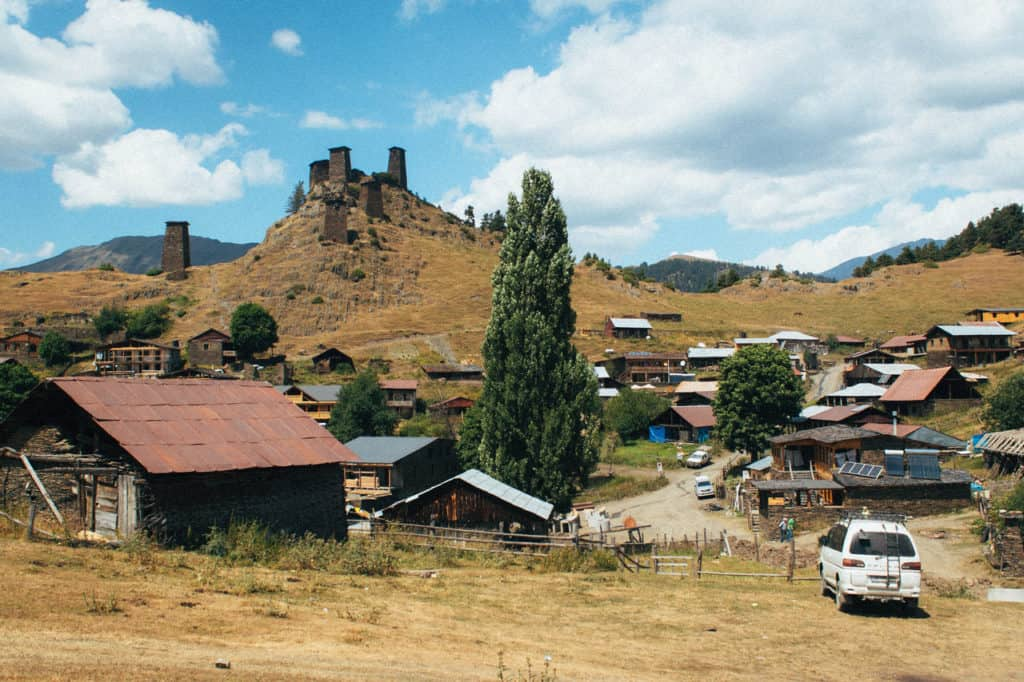 Tusheti - Omalo – one of Georgia's most beautiful and fascinating regions - Journal of Nomads