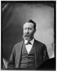 Historic portrait of William M. Robbins