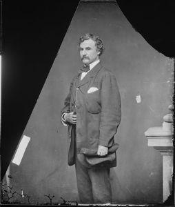 Portrait of Henry Winter Davis