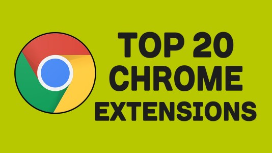 Awesome Chrome Extensions