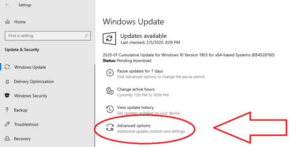 windows 10 customize settings 3