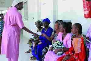 Recrutement d'une sage femme ou d'une infirmière téléconseillère