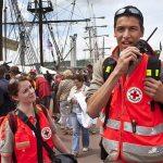 Recrutement d'un aide mécanicien par la croix rouge