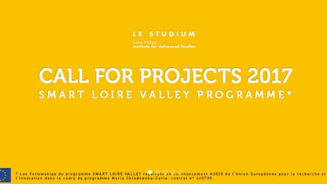 Bourses du Smart Loire Valley Programme 2017